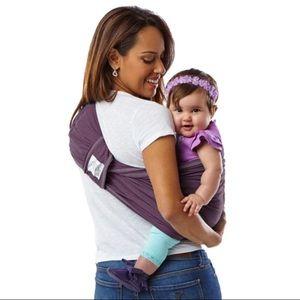 Baby Katan Wrap Purple
